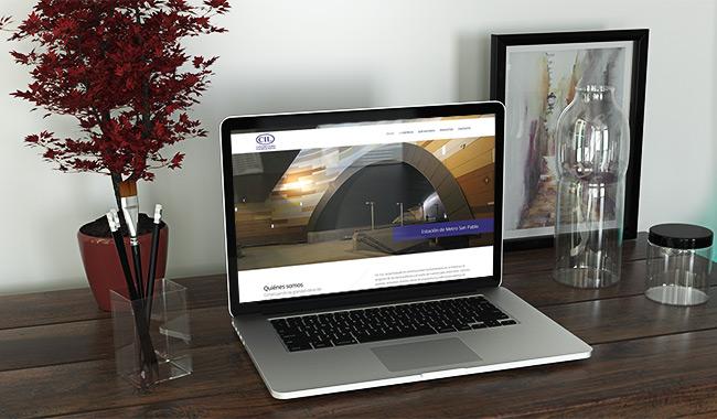 Diseño de sitio web económico