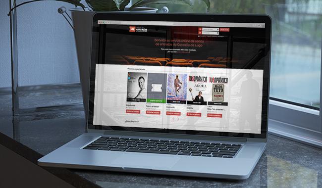 Diseño de sitio web administrable