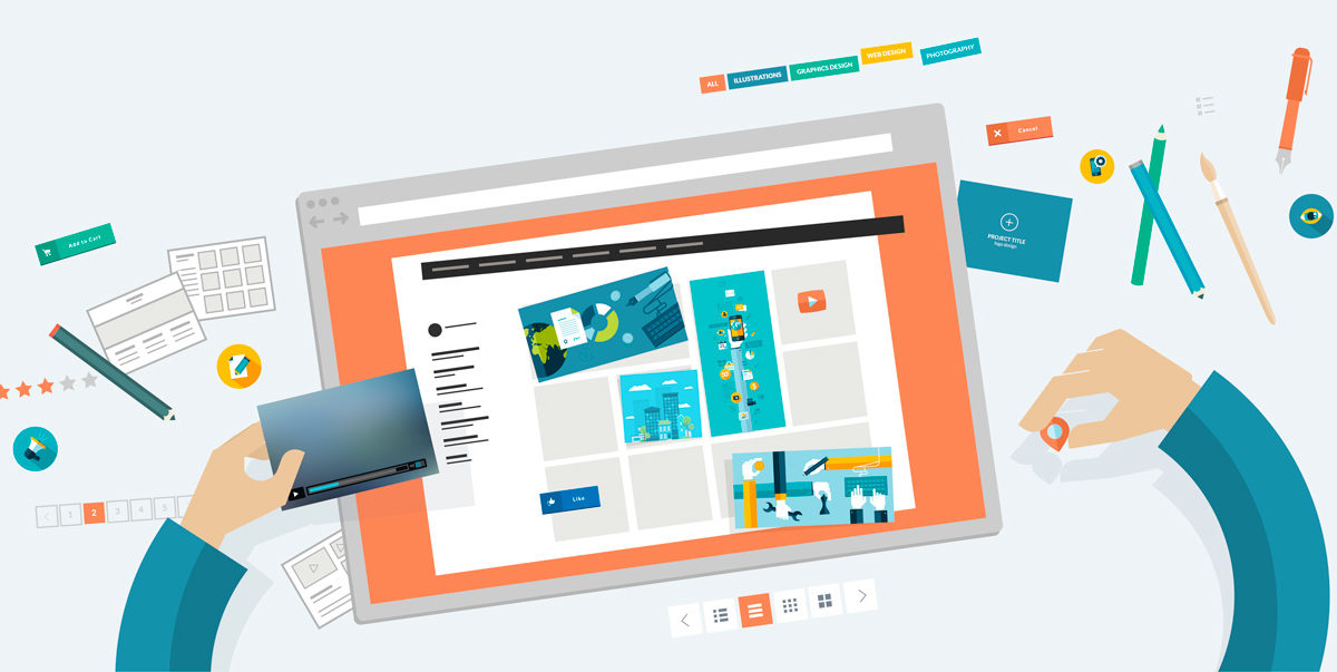 Diseño de sitio web exitoso